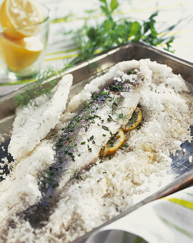 Branzino in Crosta di Sale by Facvile.biz